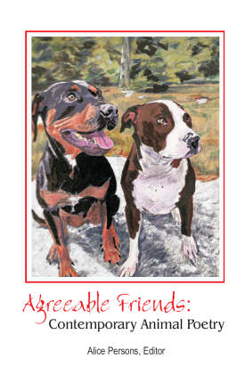 Agreeable Friends, Contemporary Animal Poetry