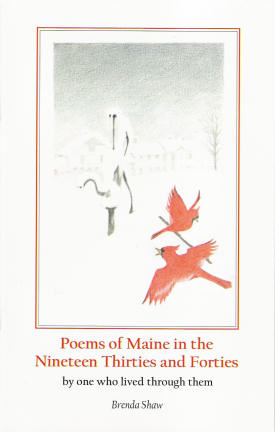 Poems of Maine in the Nineteen Thirties and Forties